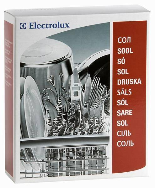 Sól do zmywarek 50292708000 Electrolux